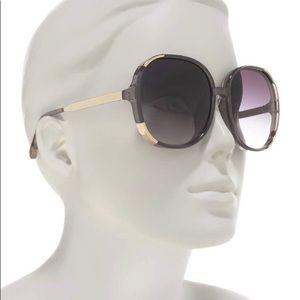 Authentic Chloe oversized sunglasses